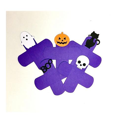 Forminhas p docinhos Halloween!