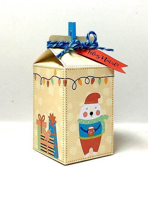 Caixa Natal Urso Polar!