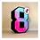 Thumbnail: Número 3d TikTok!
