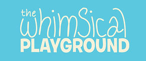 the whimsical playground logo