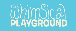 the whimsical playground logo