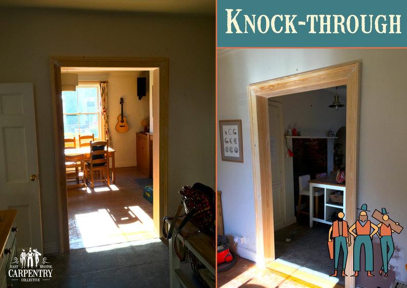 Knock-Through