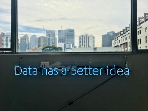 Dados e mais dados!