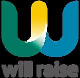 ウィルレイズのロゴ、ロゴデザイン、ロゴ、CIブランディング、CIVI、VI、CI制作、VI制作、株式会社ライス、原神一、佐谷圭太
