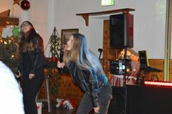Weihnachtsfeier 2016Nena & Kim Wilde