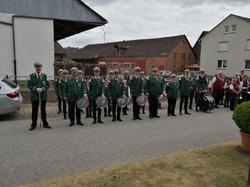 Schützenfest in Ottbergen 2019