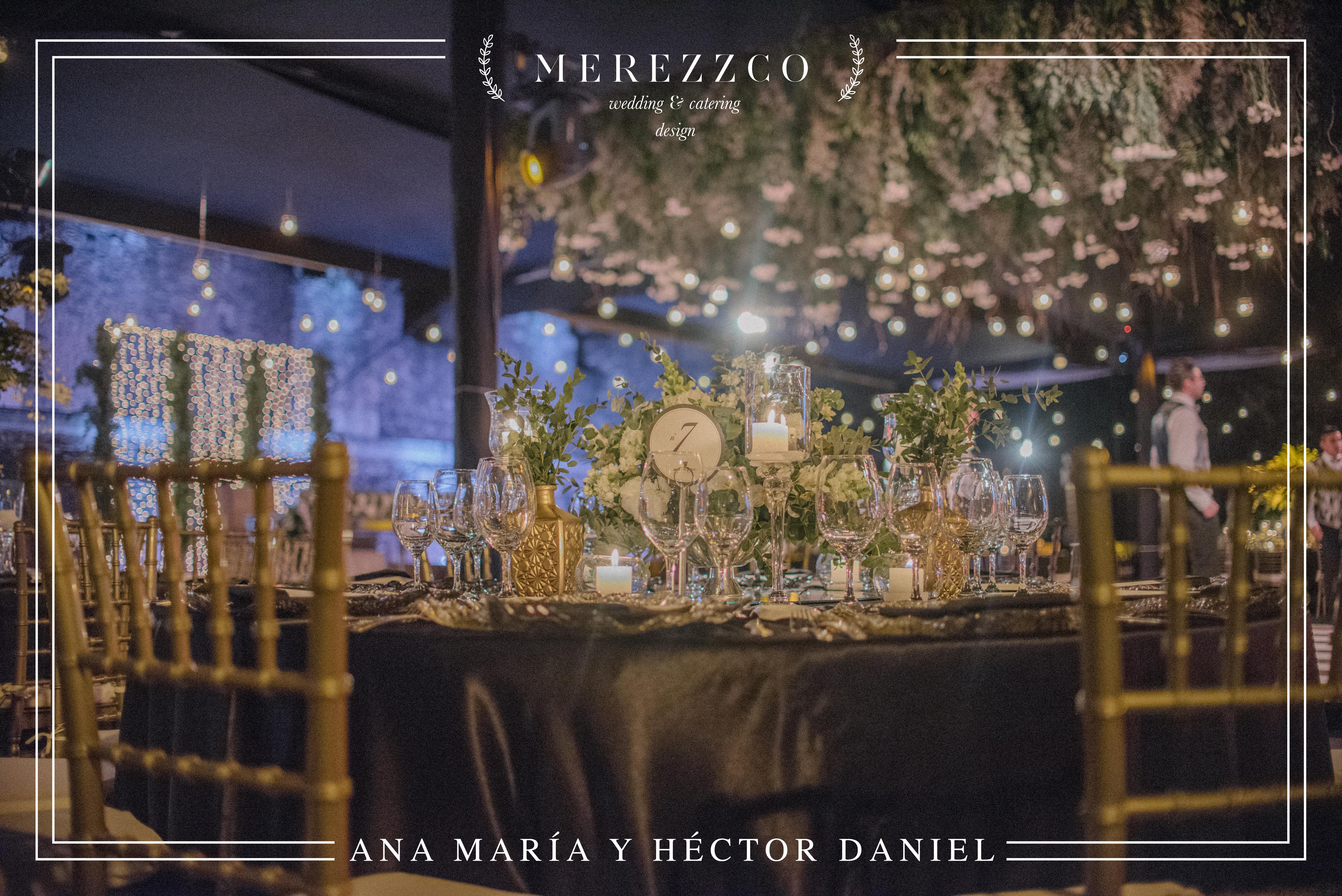ANA MARÍA Y HÉCTOR DANIEL
