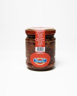 filetti di alici peperoncino barattolo v