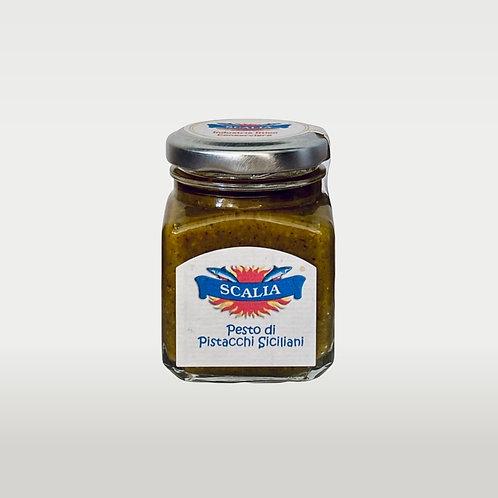 Pesto di pistacchi siciliani 90 gr