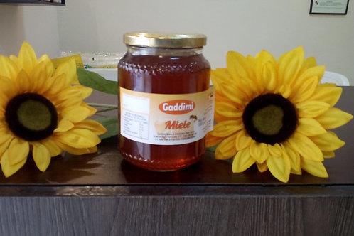 Miele Millefiori 100% naturale e Siciliano