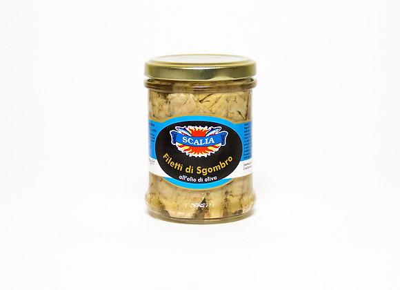 Filetti di Sgombro 200 gr