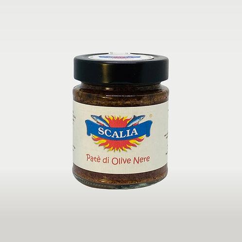 Patè di Olive Nere 80 gr