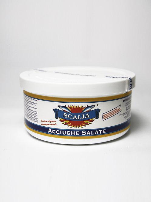 Acciughe salate 1 ,3 kg