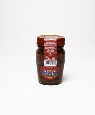 filetti di alici peperoncino vasetto vet