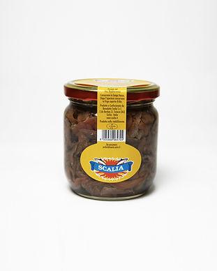 filetti di alici olio semi barattolo vet