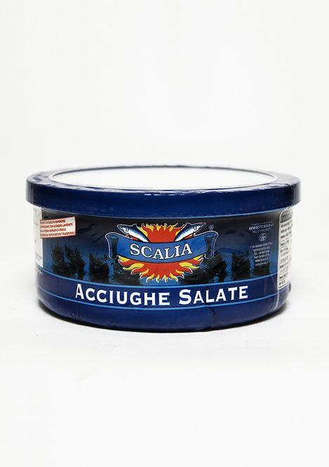 Acciughe salate 800 gr