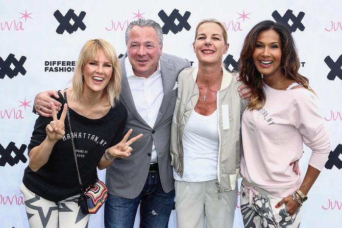 """""""Ohne nichts, gibt's nichts"""" – Mein Beautytalk mit Monica Meier Ivancan beim JUVIA Men Kollektion La"""