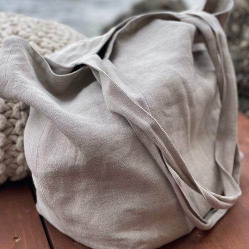 Tasche aus Leinen