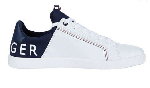 Man/'s Sneakers /& Athletic Shoes Tommy Hilfiger Tevant