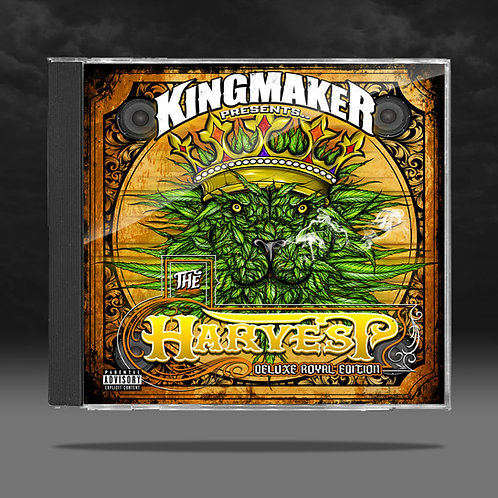 The Harvest Deluxe Royal Edition  (CD)