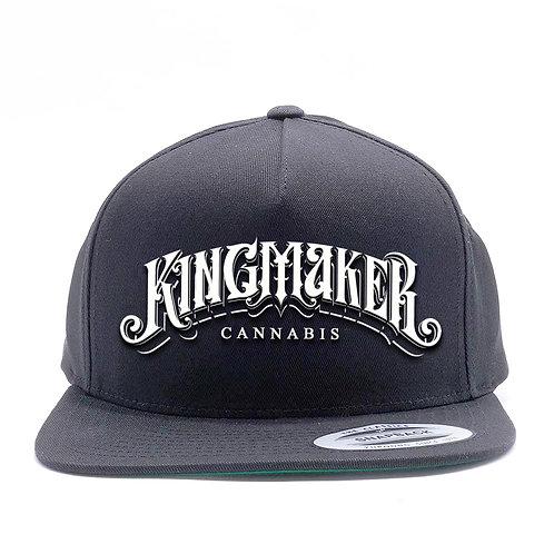 Kingmaker New Font snapback