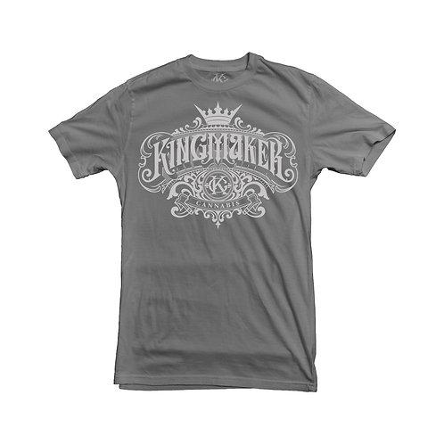 KINGMAKER gray T