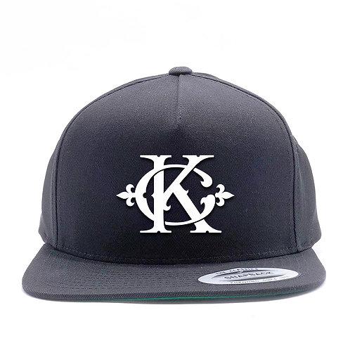 Kingmaker KC monogram snapback