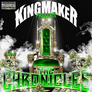 The Chronicles front cd cover for print.