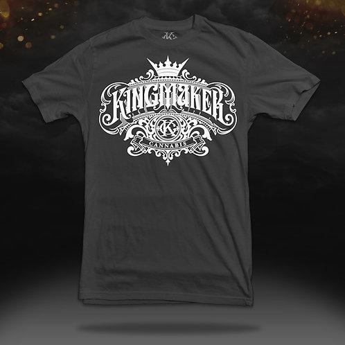 Kingmaker Cannabis Shirt (Black)