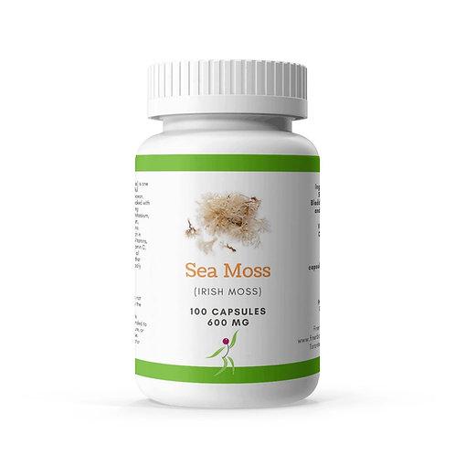 Sea Moss (Irish Moss) Capsules