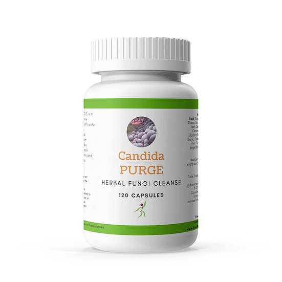 Candida PURGE (Herbal Candida/Fungi Cleanse)