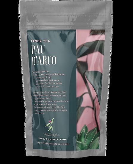 Finer Tea - Pau D'arco Bark