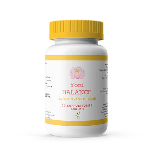 YoniBALANCE (Natural Yeast Infection and BV Treatment)