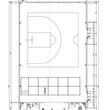 Downstairs Gymnasium