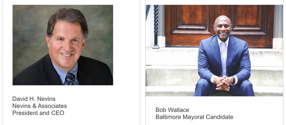 Q&A with Bob Wallace, Baltimore Mayoral Candidate