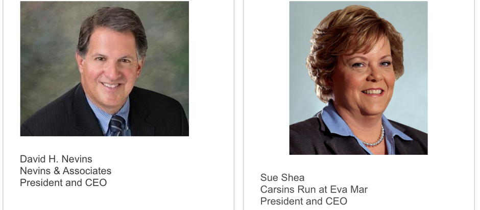 A Q&A with Sue Shea, President and CEO of Carsins Run at Eva Mar