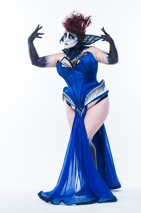 8 x 10 Signed Print - The Ice Queen 1