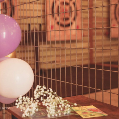 An Intimate COVID-Safe Rustic Birthday Party Planned in Columbia, MD