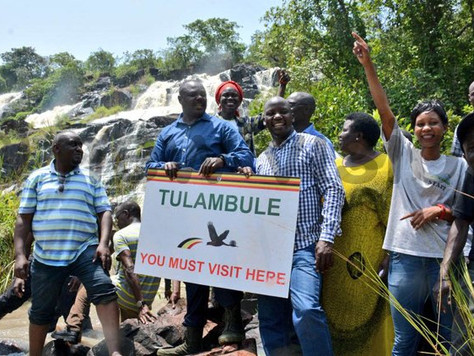 Tulambule campaign goes Northern