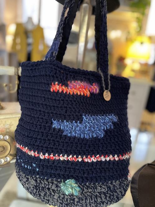 Granny bag blue