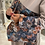 Thumbnail: Abito jersey fiori autunnali