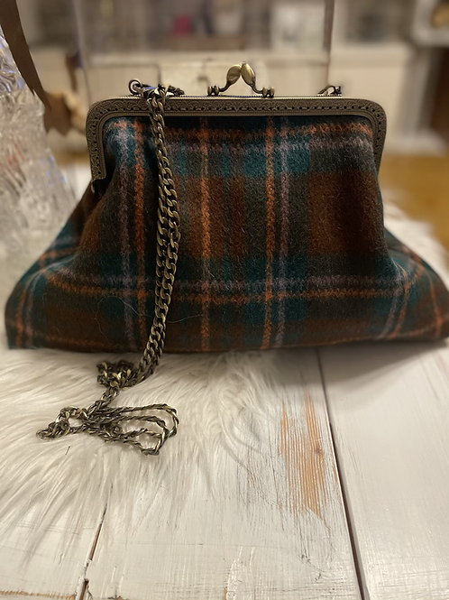 Gianduiotta tartan scozzese