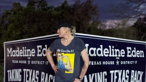 Madeline Eden Taking Texas Back