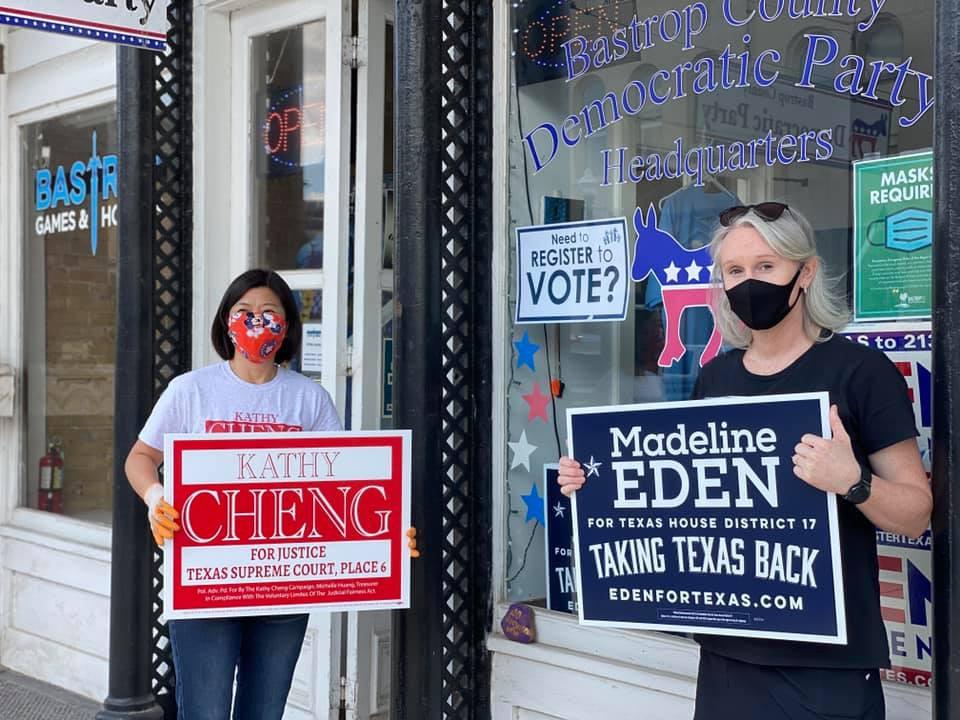 Madi Eden & Kathy Cheng
