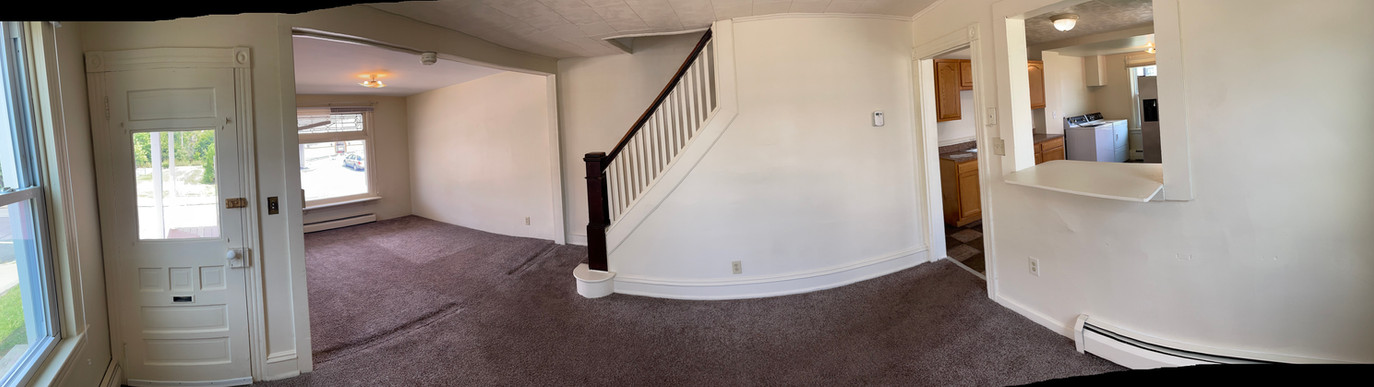 Lots of living space!