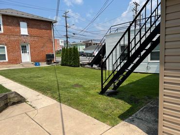 Nice yard to enjoy outside.
