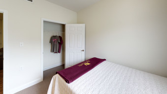 Large bedrooms with good sized closets.