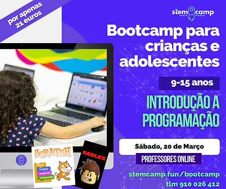 Bootcamp de Introdução à programação