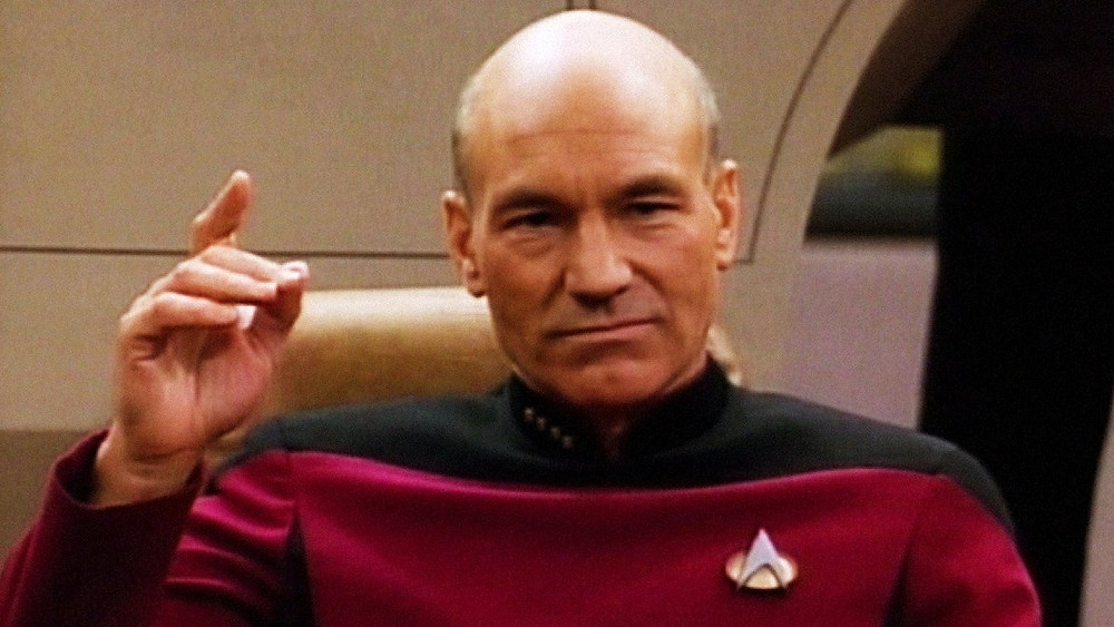 Image of captain picard engaging