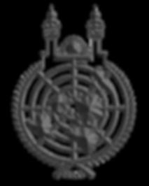 Marmara MUN Logo siyah bevel.png
